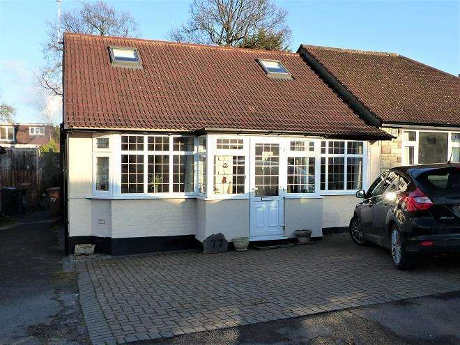 4 Bedrooms Semi Detached Bungalow for sale in Compton Place, Watford WD19