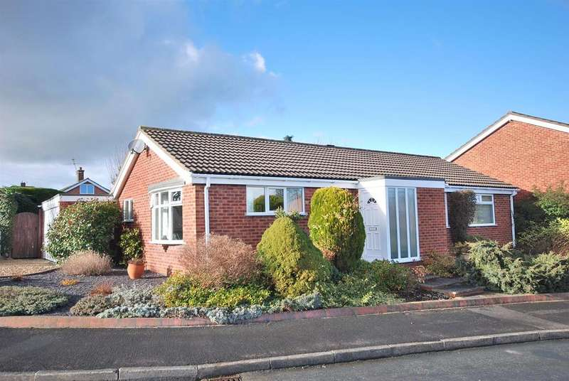 3 Bedrooms Detached Bungalow for sale in Beaumont Gardens, Melton Mowbray