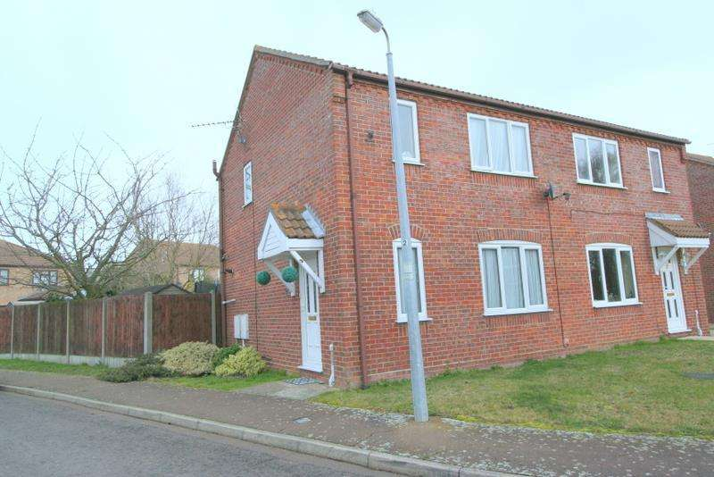 3 Bedrooms House for sale in Raeburn Close, Kirby Cross