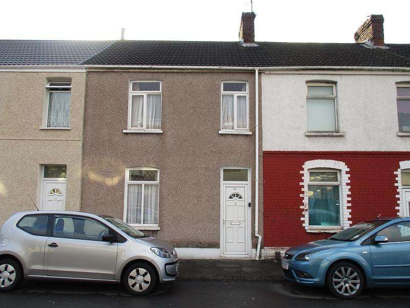 4 Bedrooms Terraced House for sale in Sandfields Road, Port Talbot, Neath Port Talbot.