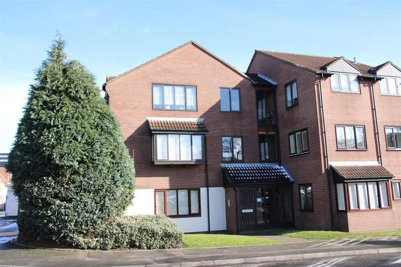 2 Bedrooms Apartment Flat for sale in Saxon Mill Lane, Tamworth