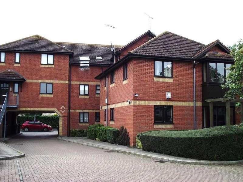 2 Bedrooms Flat for rent in Islington Court, Towcester
