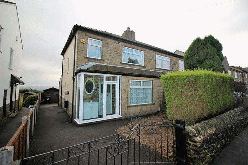 3 Bedrooms Semi Detached House for sale in Highroad Well Lane, Halifax