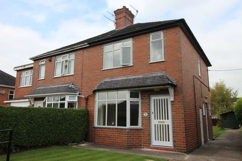 2 Bedrooms Semi Detached House for rent in Haslemere Avenue, Stoke-On-Trent, ST2