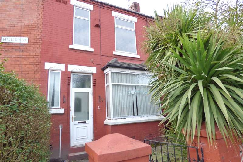 3 Bedrooms End Of Terrace House for sale in Davenport Terrace, Hillier Street, Harpurhey, Manchester, M9