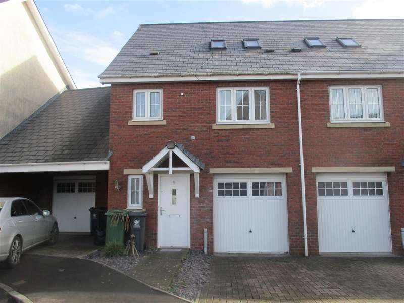 3 Bedrooms Town House for sale in Sentinel Court, Fairwater, Cardiff