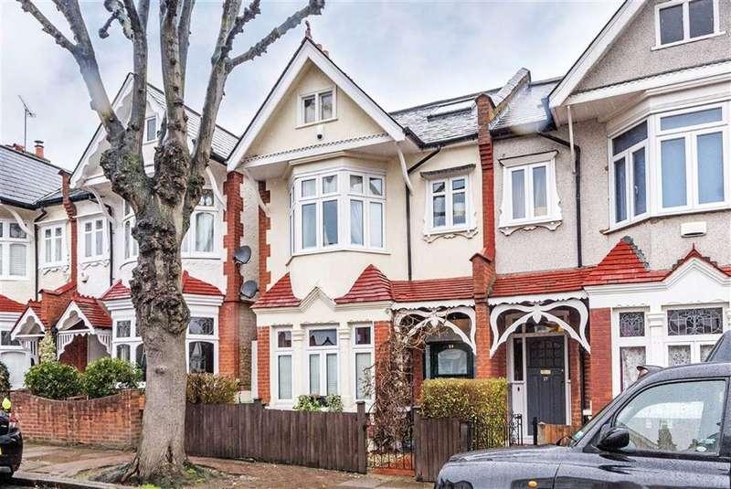 4 Bedrooms House for sale in Gracedale Road, Furzedown, London