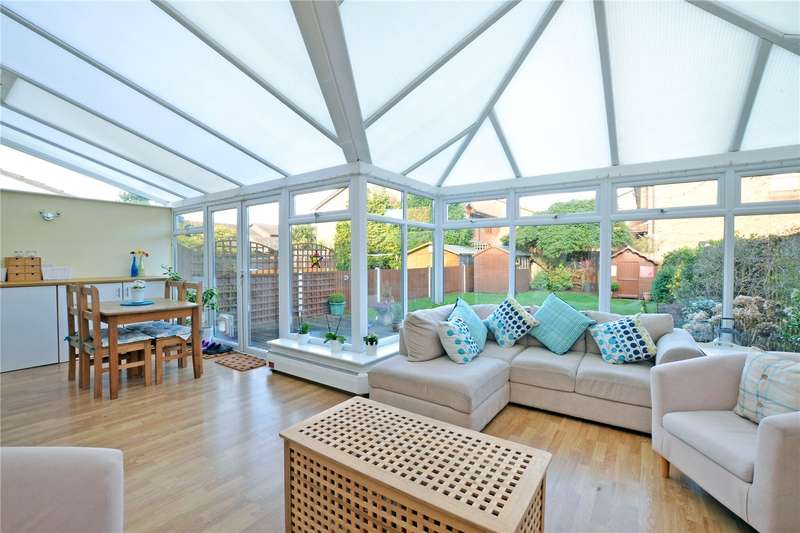 6 Bedrooms Semi Detached House for sale in Cheam Common Road, Worcester Park, Surrey, KT4