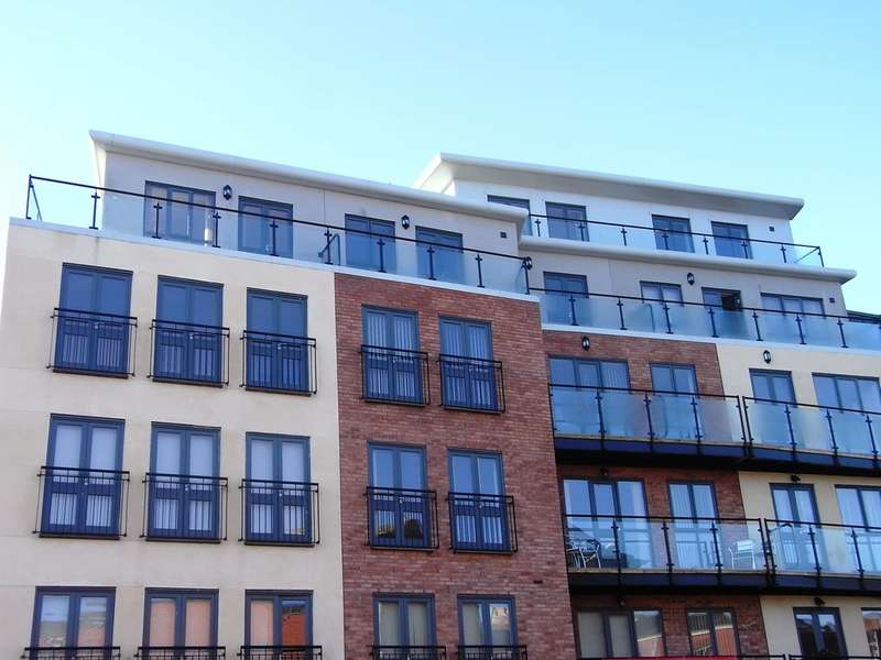 1 Bedroom Apartment Flat for sale in Sansome Point, Worcester WR1