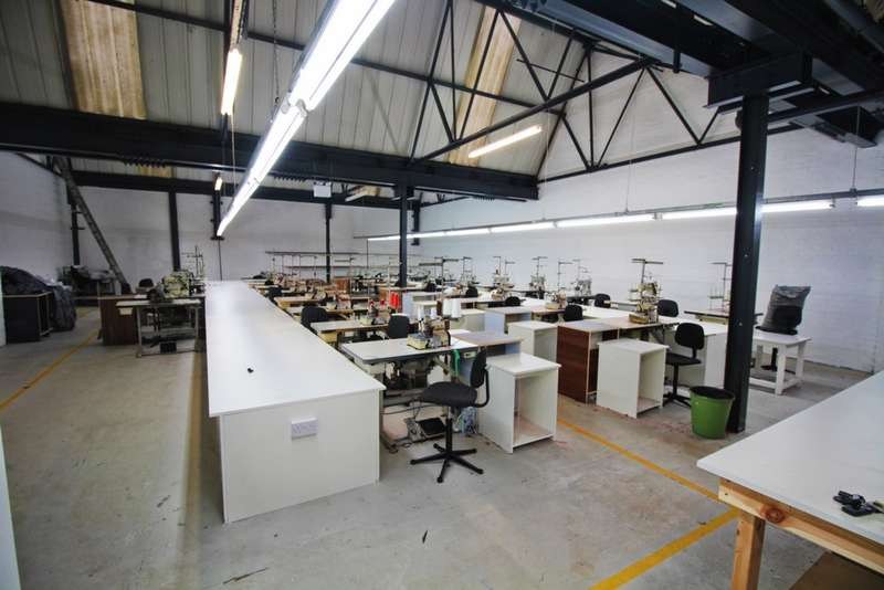 Warehouse Commercial for rent in St Saviours Road, Leicester, LE5