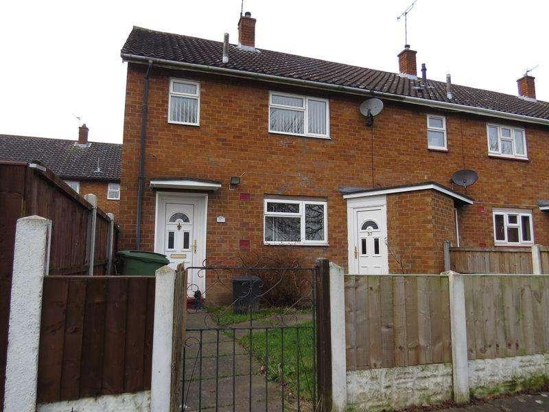 3 Bedrooms Terraced House for rent in Lancaster Road, Harlescott, Shrewsbury, SY1 3JZ