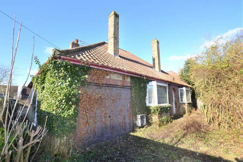 3 Bedrooms Detached Bungalow for sale in Croft Lane, Diss, Norfolk
