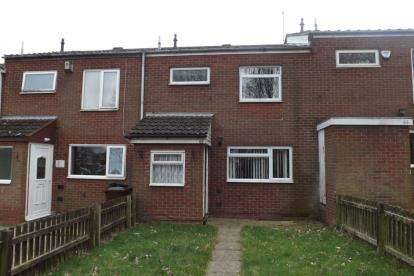 3 Bedrooms Terraced House for sale in Alvis Walk, Smiths Wood, Birmingham, West Midlands