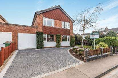 3 Bedrooms Link Detached House for sale in Northwick Road, Northwick, Worcester, Worcestershire