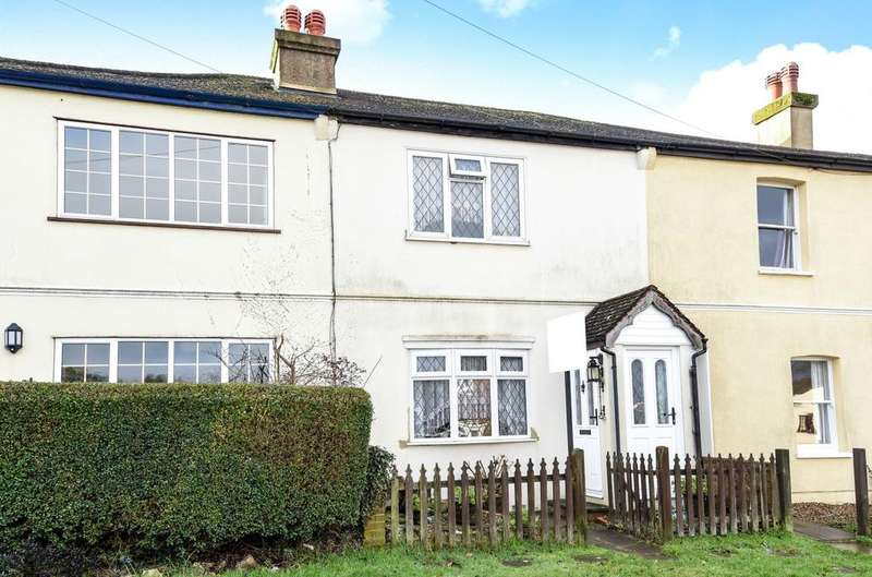 3 Bedrooms Terraced House for sale in Standard Road Downe BR6