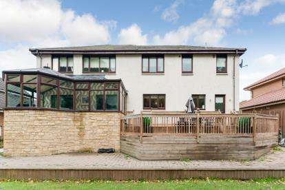 5 Bedrooms Detached House for sale in Faulkner Grove, Dalziel Park