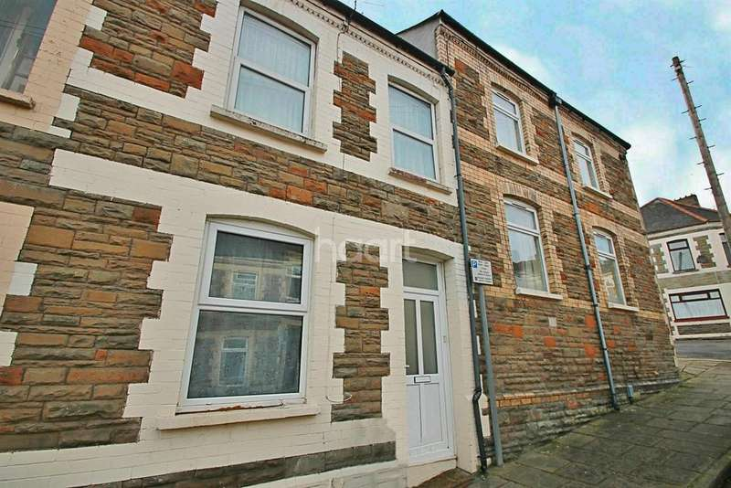 4 Bedrooms Terraced House for sale in Lucas Street, Newport, NP20