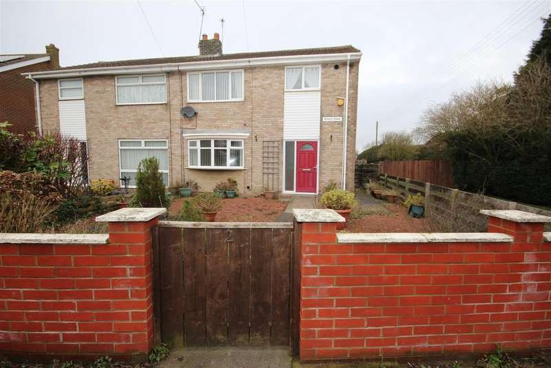 3 Bedrooms Semi Detached House for sale in Court Leet, Hutton Henry, Hartlepool