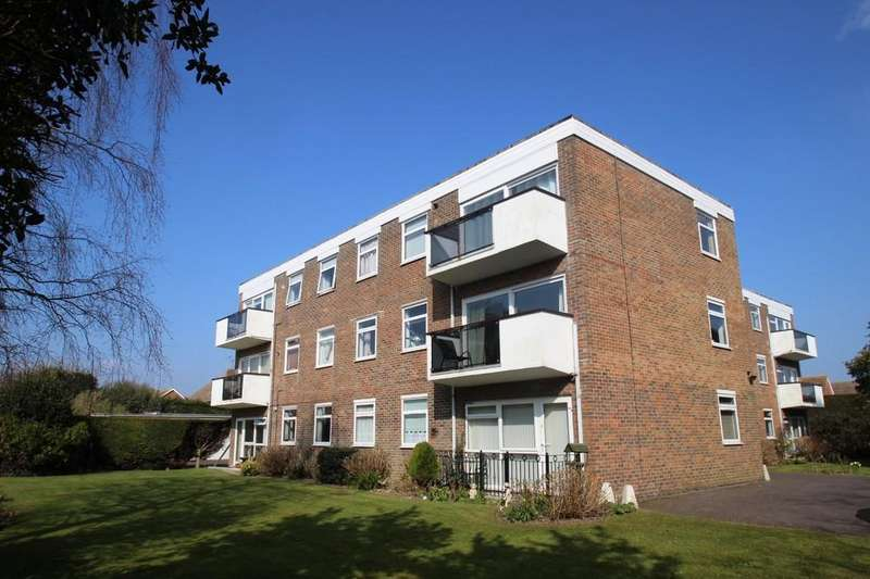 2 Bedrooms Flat for sale in Clare Lodge, Rustington