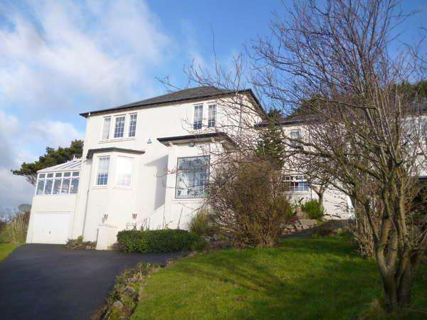 5 Bedrooms Detached House for sale in 11 Corsehill Drive, West Kilbride, KA23 9HU