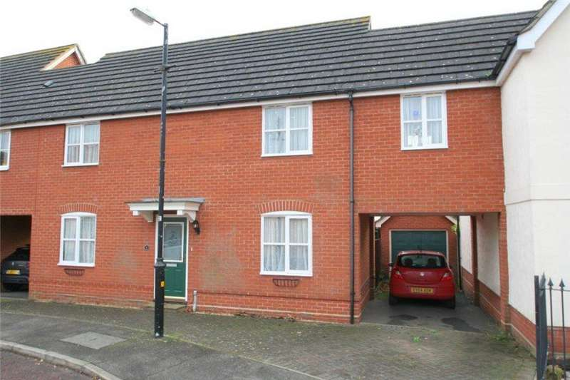4 Bedrooms Link Detached House for sale in Southgate Crescent, Tiptree