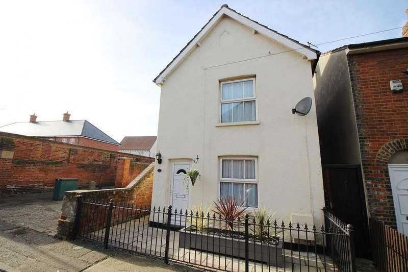 2 Bedrooms Detached House for sale in Golden Noble Hill, Colchester, Essex, CO1