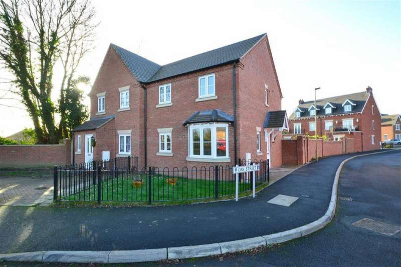 3 Bedrooms Semi Detached House for rent in Drawwell Street, Belle Vue, Shrewsbury