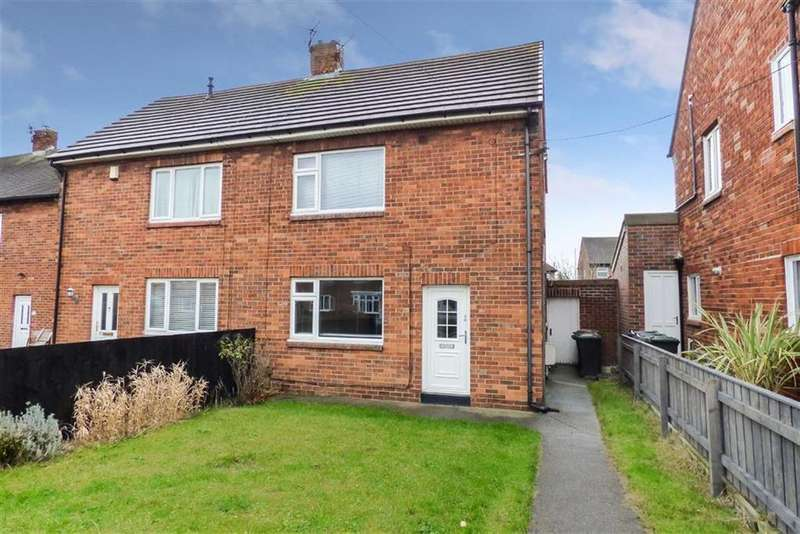 2 Bedrooms Semi Detached House for rent in Horton Avenue, Shiremoor
