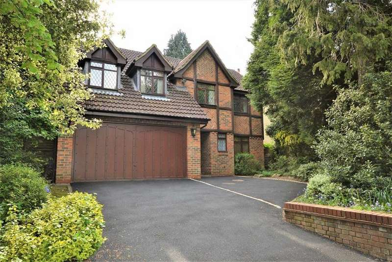 5 Bedrooms Detached House for sale in Oakleigh Park South, Oakleigh Park, London