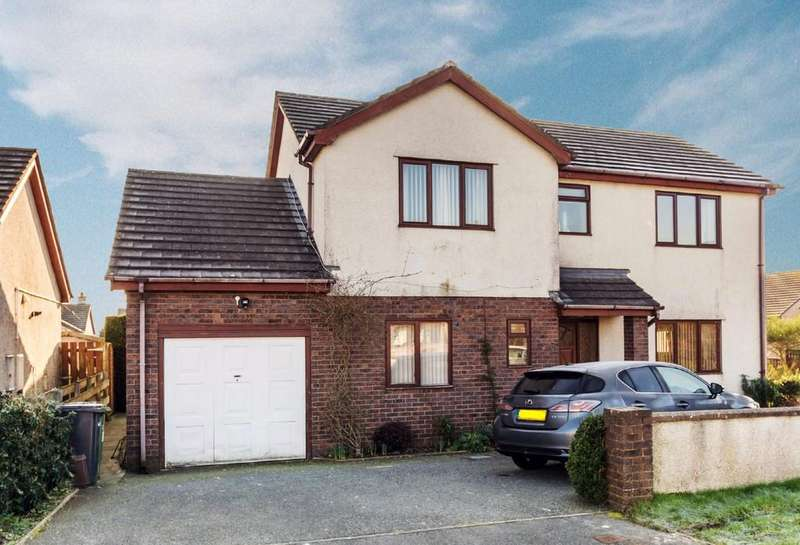 4 Bedrooms Detached House for sale in Fron Farm, Menai Bridge, North Wales