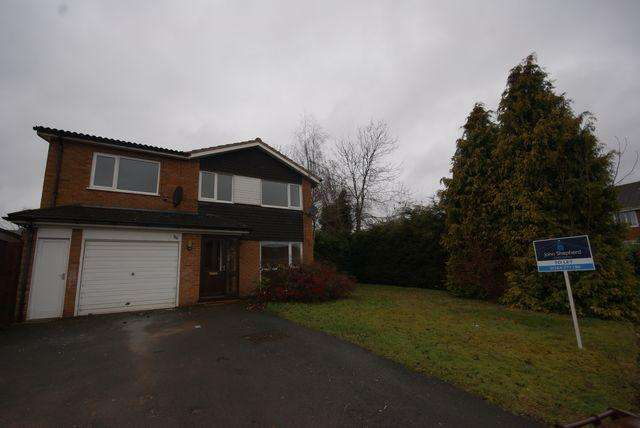 4 Bedrooms Detached House for rent in St Annes Grove, Knowle, Solihull, B93