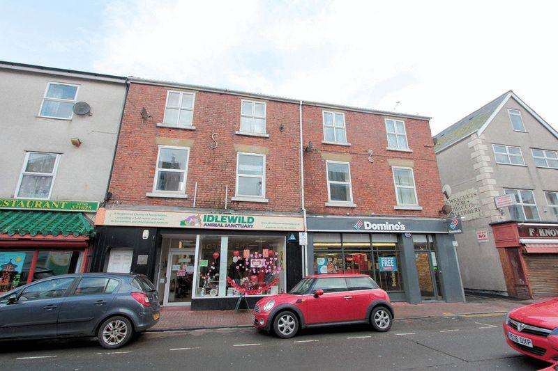 3 Bedrooms Apartment Flat for sale in Bodfor Street, Rhyl
