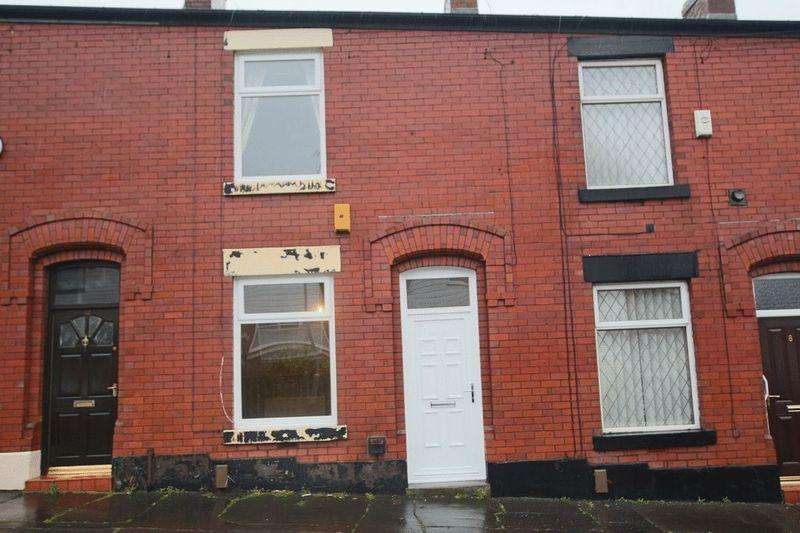 2 Bedrooms Terraced House for sale in Cromer Street, Rochdale OL12 0PS