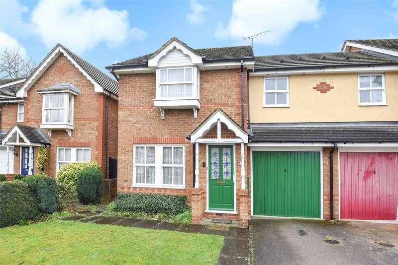 3 Bedrooms End Of Terrace House for sale in Verbena Close, Wokingham, Berkshire, RG41