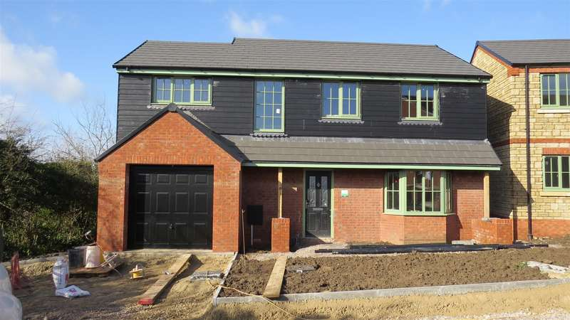 4 Bedrooms Detached House for sale in The Kieller, Bell Meadow, Sand Pit Road, Calne