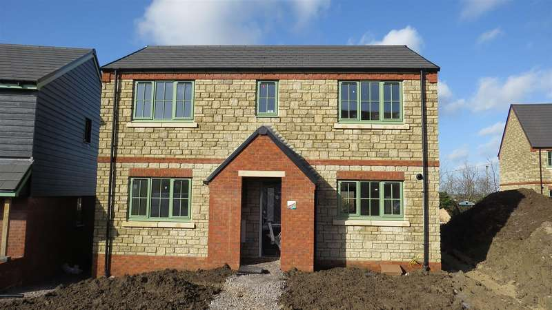 3 Bedrooms Detached House for sale in The Priestley, Bell Meadow, Sand Pit Road, Calne