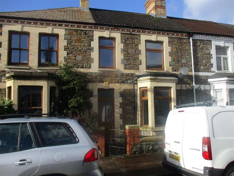 3 Bedrooms Terraced House for rent in Egerton Street, Canton, Cardiff