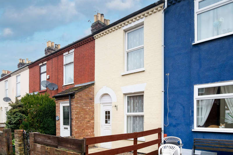 3 Bedrooms Terraced House for sale in Winifred Road, Cobholm