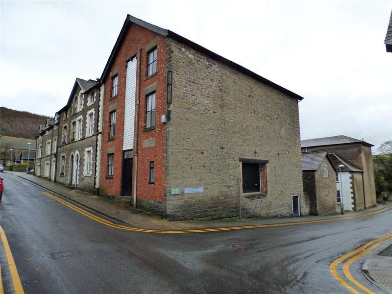 Land Commercial for sale in Church Street, Knighton, Powys
