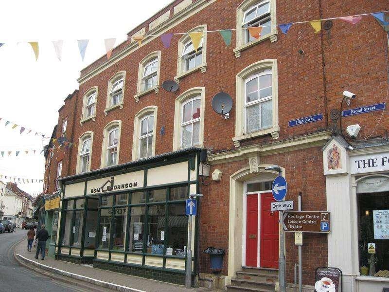 2 Bedrooms Apartment Flat for rent in High Street, Bromyard