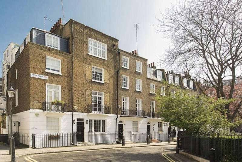 3 Bedrooms Town House for sale in Trevor Square, Knightsbridge, SW7