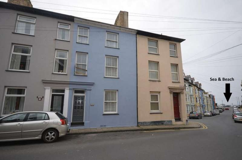 4 Bedrooms Terraced House for sale in South Road, Aberystwyth