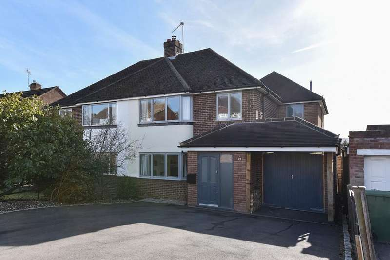 4 Bedrooms House for sale in Hillside Road, Marlow