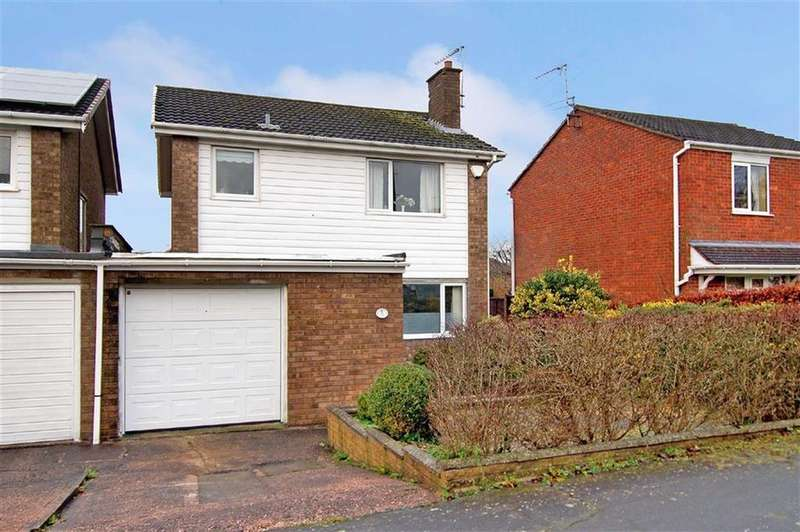 3 Bedrooms Link Detached House for sale in Buttermere Court, Congleton