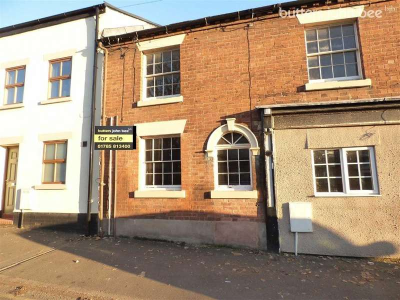 1 Bedroom Flat for sale in Oulton Road, Stone, Staffordshire