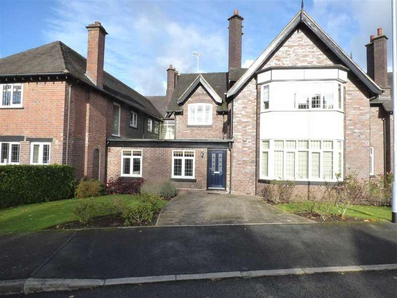1 Bedroom Apartment Flat for sale in Manor Farm Drive, Tittensor, Stoke-on-Trent