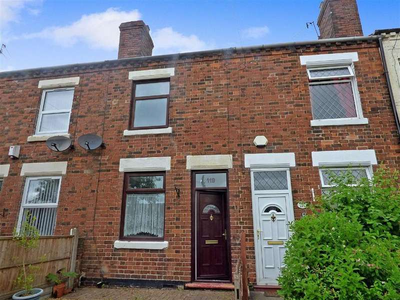 3 Bedrooms Terraced House for sale in Weston Coyney Road, Weston Coyney