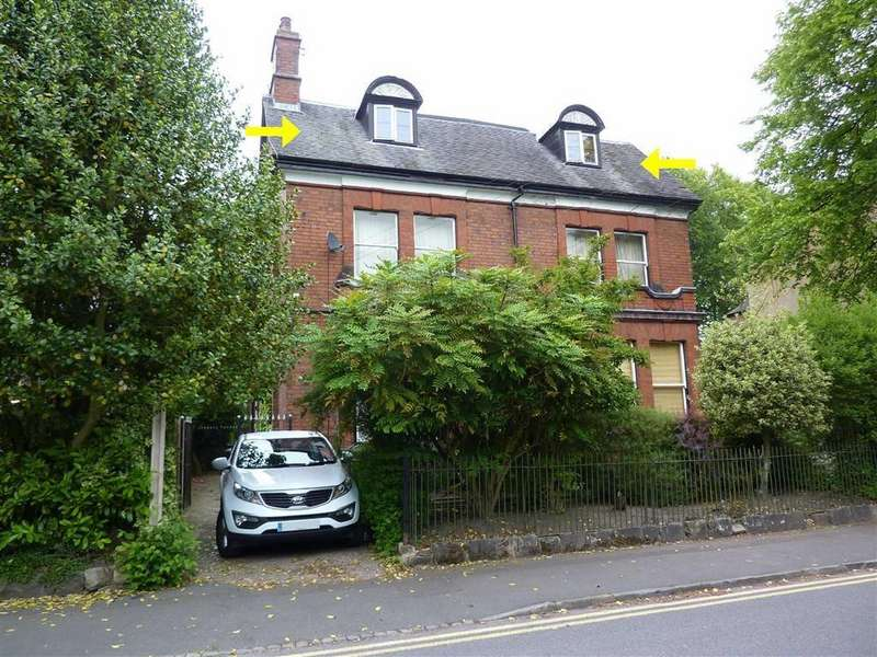 1 Bedroom Apartment Flat for sale in Sidmouth Avenue, Newcastle-under-Lyme