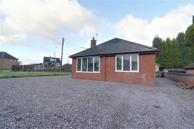 2 Bedrooms Detached Bungalow for sale in Newchapel Road, Kidsgrove, Stoke-on-Trent