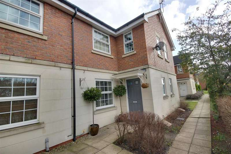 2 Bedrooms Terraced House for sale in Robin Close, Brough